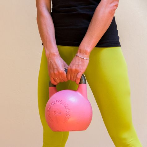 More Kettlebell, Please! 8 Calorie-Torching Exercises
