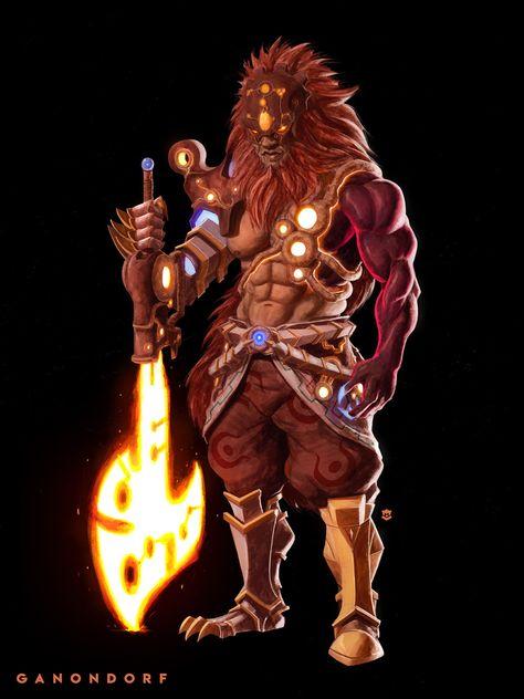 Calamity Ganondorf Legend Of Zelda Breath Legend Of Zelda