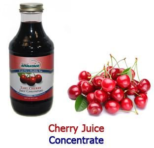 can tart cherry juice help you lose weight