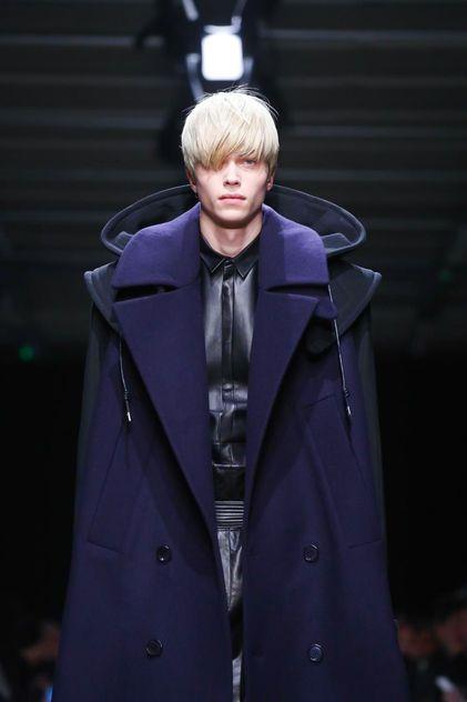 Juun J. Menswear Fall Winter 2015 Paris