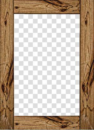 Brown Wooden Frame Wood Frame Wood Frame Transparent Background Png Clipart Wood Frame Frame Decor Yellow Framed Art