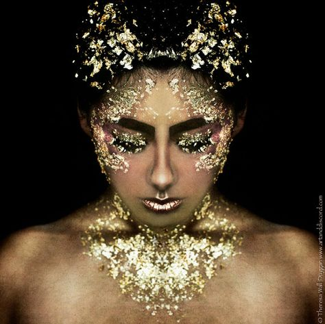 Fine Art Photography Print Golden by ArtandDiscordStudios on Etsy