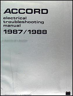 1988 honda accord wiring diagram [pdf] download  pinterest