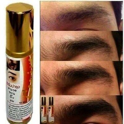 Advertisement 6 X Stimulator Serum Eyelash Eyebrow Grow Longer