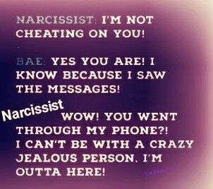 NARCISSIST ARE CRUEL DON'T CARE WHO THEY HURT  MASTER