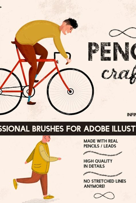 Pencilcraft Brushes by Guerillacraft