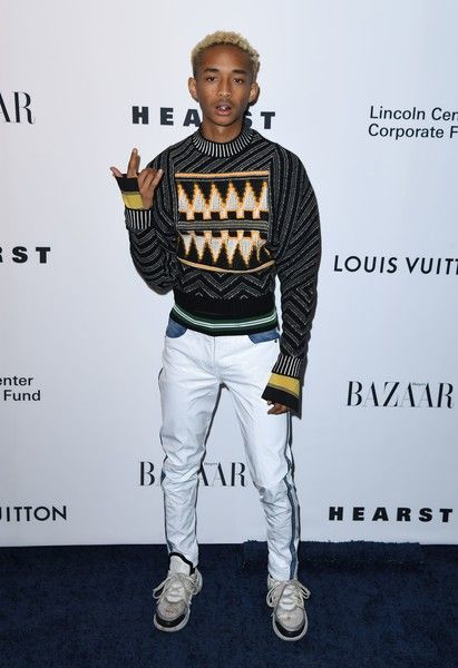 Jaden Smith Photos Photos An Evening Honoring Louis Vuitton And