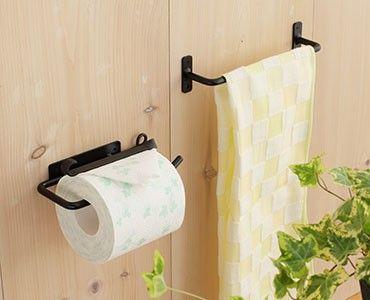 タオル掛け アイアン シンプル トイレ 黒 日本製 アイアンタオル掛け 3s T 3s アイアン雑貨 プラスボックス 通販 Yahoo ショッピング ペーパーホルダー トイレ ペーパーホルダー 紙巻器