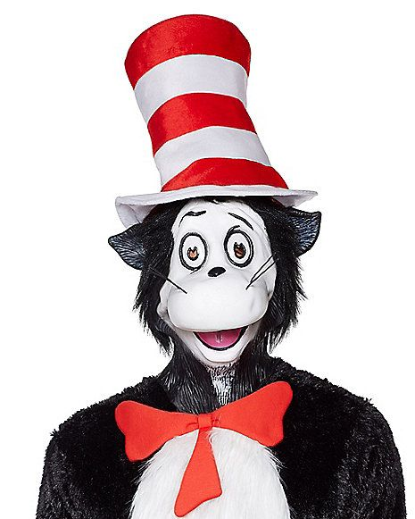 Http Www Spirithalloween Com Product Accessories Masks Tv Movie Cat In The Hat Mask Dr Seuss Pc 1921 C 2199 Sc 945 150912 Uts Current Seuss Dr Seuss Day Hats