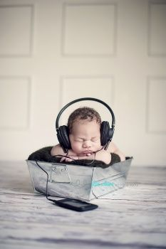 Newborn Music Lover Jillian Williams Photography Pinterest Music Lovers Baby Photos And Photography