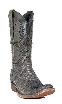 fd4d833bfb4 Cuadra Urban Python Western Boots 1J35PH Review | Men Western Boots ...