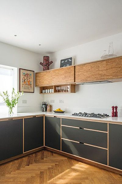 Mix It Up In 2019 Kitchen Ideas Kitchen Decor Plywood