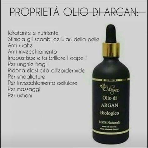 50-70% di sconto come ottenere migliore online Olio d Argan Chogan. | Anti invecchiamento, Smagliature e Olio di ...