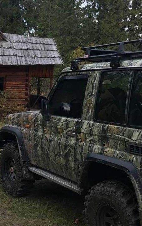 Camuflado Jeep Camuflado