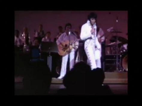 ELVIS = I Just Can't Help Believing 1970