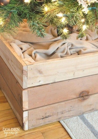 45 Lovely Diy Rustic Christmas Ornaments Ideas Making Your Own Christmas Decorations Rustic Christmas Tree Rustic Christmas Tree Stands Christmas Tree Stand