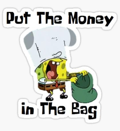 Spongebob Stickers With Images Funny Stickers Spongebob Funny