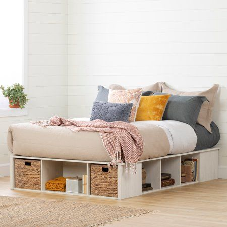 Home Bed Storage Furniture Home Decor