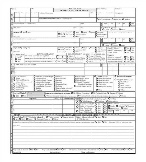 State Report Template Image By El On Repory Report Template