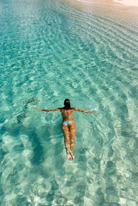 Salt Water Dive
