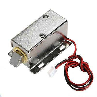 Details About 12v Electric Locksmith Latch Drawer Deadbolt Cabinet Door Desk Window Lock In 2020 Door Desk Window Locks Deadbolt