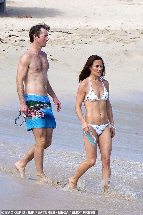 pippa and carole middleton show off stunning figures in st barth s pippa and james carole middleton pippa middleton bikini carole middleton pippa middleton bikini
