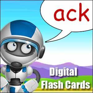 Digital Phonics Flashcards