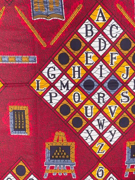 African Fabric Wax Prints Real Wax Super Deluxe Wax Super Bazin Riche Textiles
