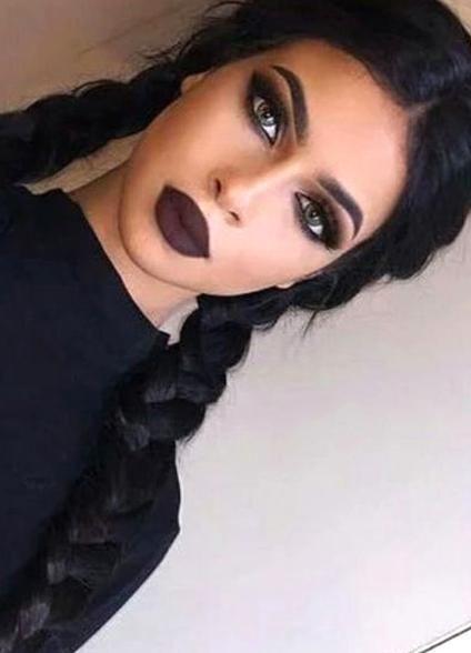 Halloween Flagstaff 2020 Pin on hooded eye makeup in 2020 | Halloween makeup pretty