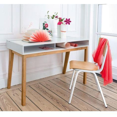 980ff732ba7 Jimi Contemporary Design Desk La Redoute Interieurs