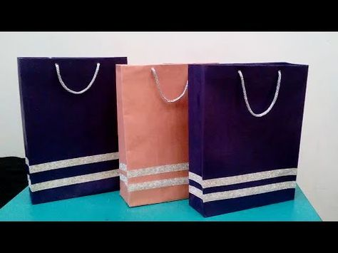 How to make Paper Bag  DIY Hello kitty Paper Bag DIY Paper bag for treat DIY  Goodie bag  candy bag - YouTube d8e23b09c9931