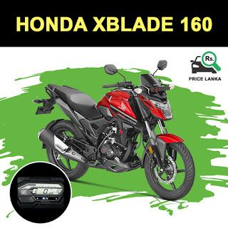 Honda X Blade 160 Price In Sri Lanka 2019 Honda Bike Prices
