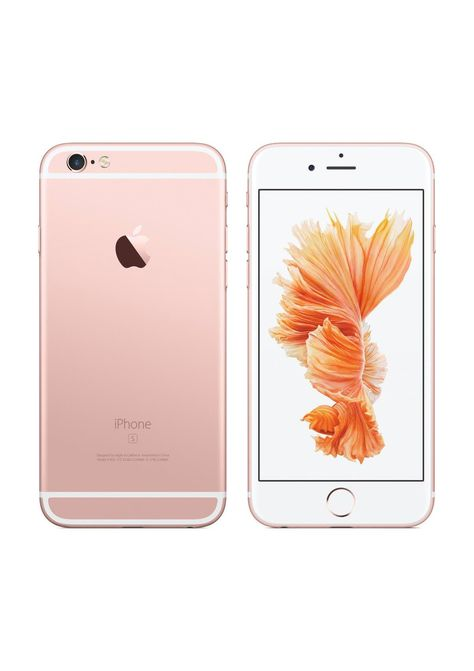 Apple's new rose gold iPhone is so pretty it almost, and I do mean almost, makes me want one.