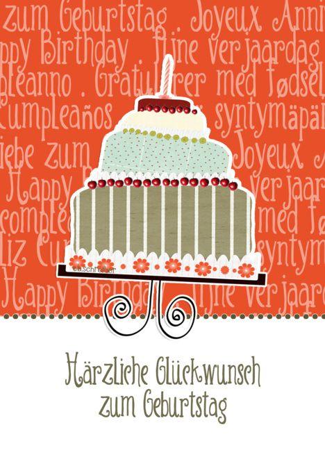 H Rzliche Gl Ckwunsch Happy Birthday In Swiss German Cake Candle Card Ad Sponsored Happy B Happy Birthday Italian Candle Cards Happy Birthday Cards