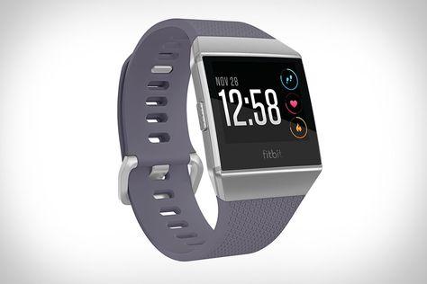 Fitbit Ionic Smartwatch Https Link Crwd Fr 2stj Montre
