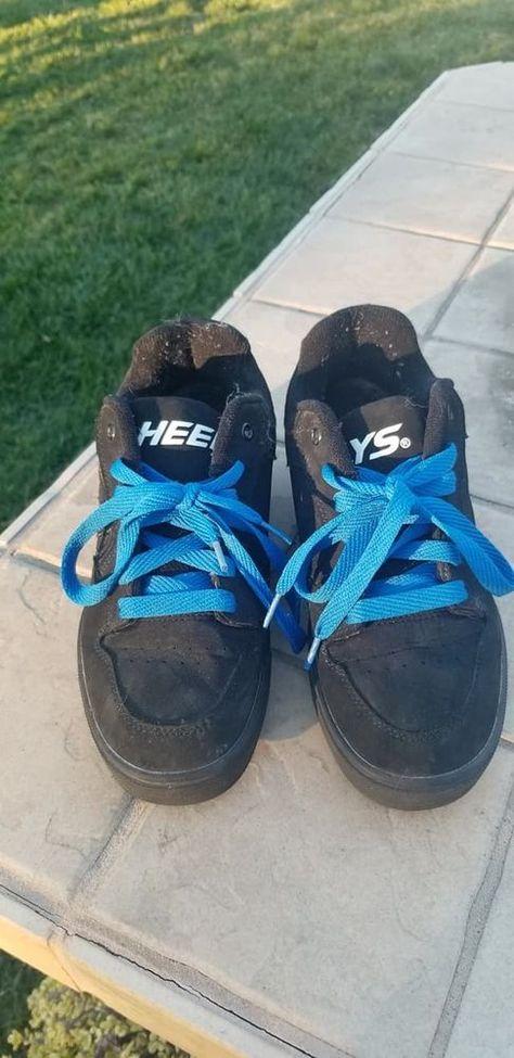 9586a2ef8f5 Heelys Propel 2.0 Skate Shoe (Little Kid Big Kid) Black Gum 6 M US Big Kid   fashion  clothing  shoes  accessories  kidsclothingshoesaccs  boysshoes  (ebay ...