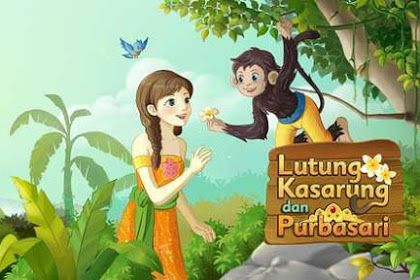 Cerita Rakyat Lutung Kasarung Berisi Pesan Moral Agar Rendah Hati Cerita Rakyat Dongeng Monyet