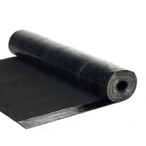 Bardeau En Rouleau Noir L 1 X L 7 5 M Asphaltco Iko Rouleaux Noir Et Produits