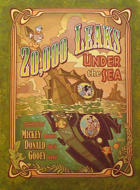Steampunk Tendencies | MichaelPeraza-20000-leaks-mechanical-kingdoms