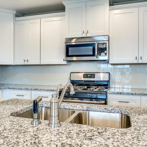 Luna Pearl Granite Upgrade Luna Pearl Granite Granite Kitchen