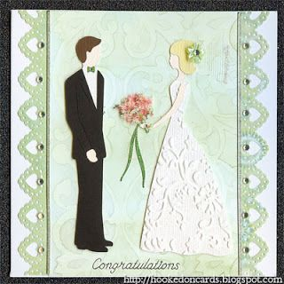 Ideas for cricut bridal shower cards valentines day
