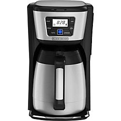 Black Decker 12 Cup Thermal Coffeemaker Thermal Coffee Maker Best Drip Coffee Maker Best Coffee Maker