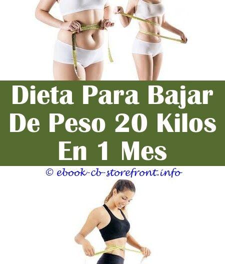 Como bajar de peso 20 kilos en 1 mes de embarazo