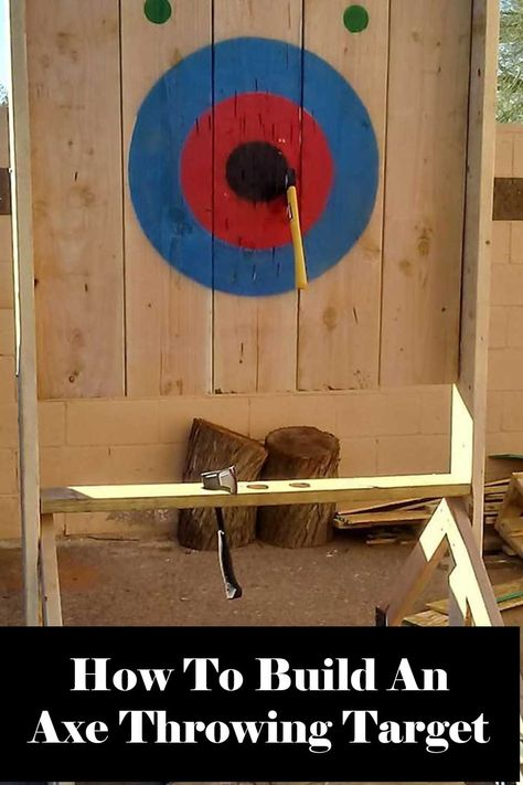 Knife Throwing, Throwing Knife Target, Diy Archery Target, Pumpkin Patch Party, Yard Party, Carpentry Skills, Shooting Targets, Company Picnic, Backyard Games