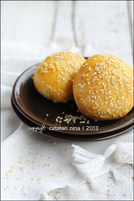 Catatan Nina Roti Kompyang Lbt 25 Rotis Resep Makanan Makanan
