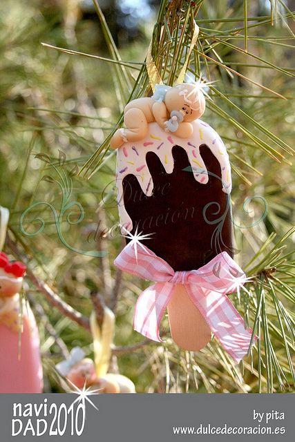 COLECCION ADORNOS NAVIDEÑOS GINGER BREAD | Flickr: Intercambio de fotos