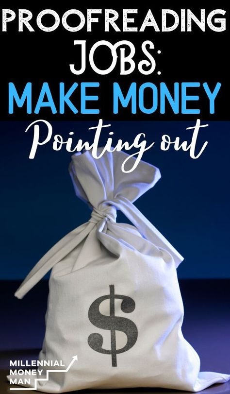 Proofreading Jobs: Make Money Pointing Out Mistakes