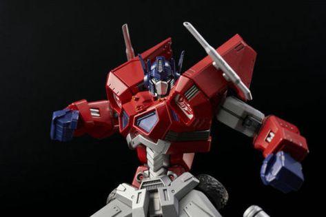 FLAME TOYS Furai Model KIT optimus prime robot new