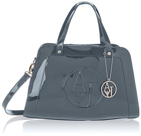 Armani Jeans RJ Square Bugatti Top Handle Bag,Grey,One Size Armani Jeans http://www.amazon.com/dp/B00LXF6S70/ref=cm_sw_r_pi_dp_rrqFub1DAV65J