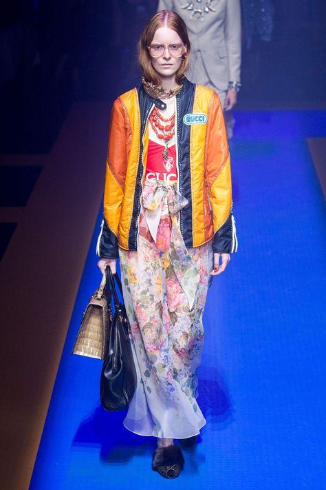 Gucci Frühjahr/Sommer 2018 Ready-to-Wear - Fashion Shows